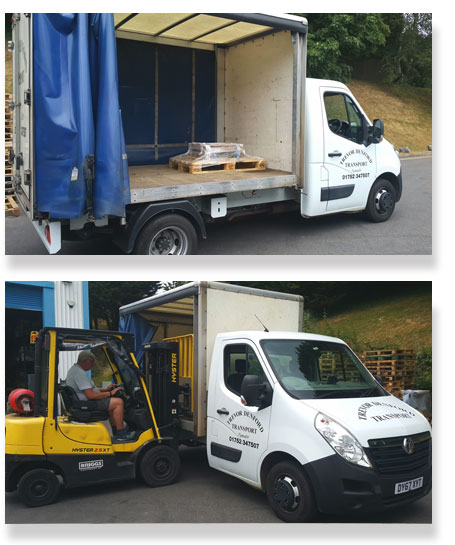 Haulage | Plymouth | Devon | Cornwall | Distribution Services | Palletised Distribution | Groupage Devon Cornwall